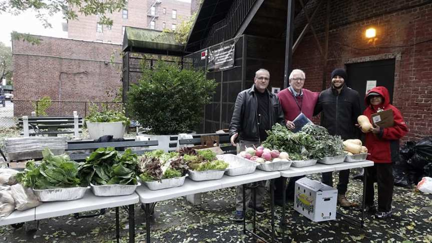 Kew Gardens Farm-To-Table Group Begins Second Season